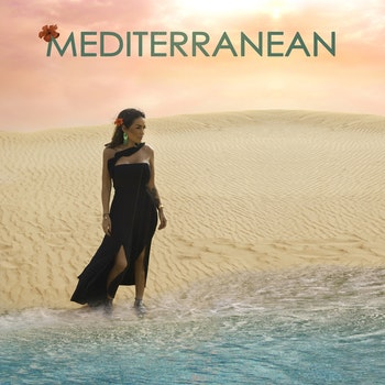 Mediterranean Self Tan Mousse Dark