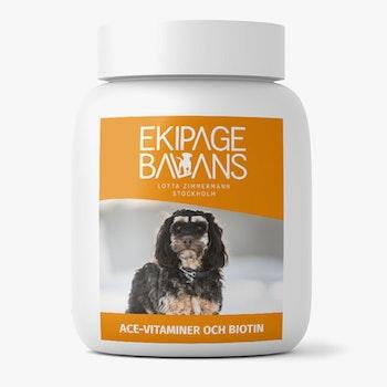 Balans hundvitaminer,  ACE-Vitaminer och Biotin