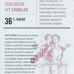Malmö Chokladfabrik Äkta Passion 80g