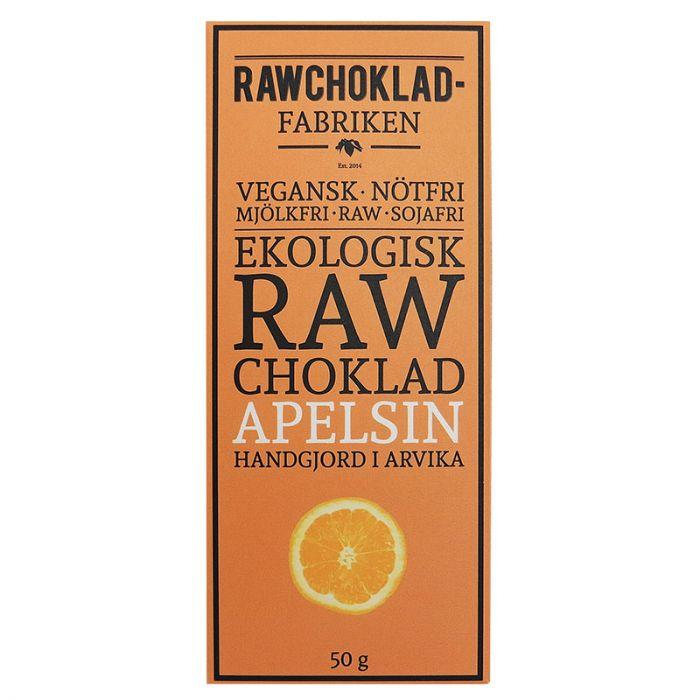 Choklad EKO Apelsin