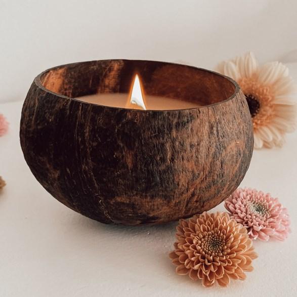 Doftljus i flera dofter