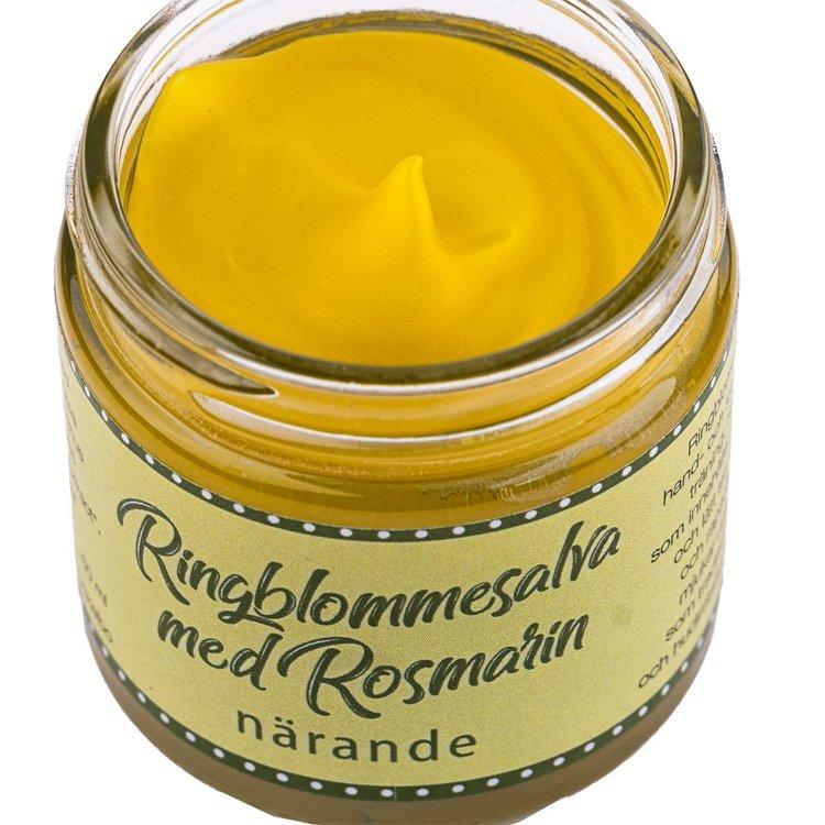 Ringblomssalva Rosmarin