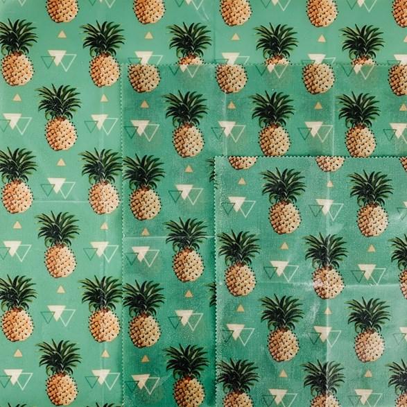 Vaxfolie Trippy pineapple 3-pack
