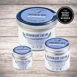 Deodorant cream Lavendel