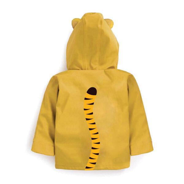 Regnjacka för barn - Tiger