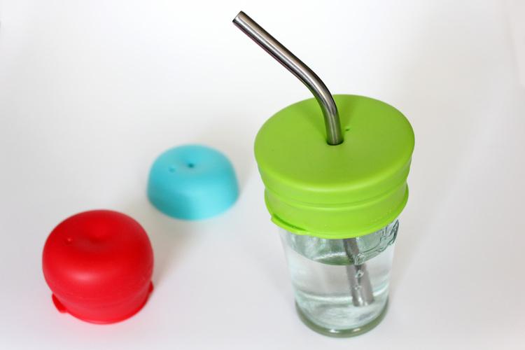 Sipsnap silikonlock KID för dricksglas