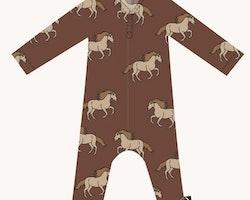 Pyjamas - Vildhästar 50-104cl
