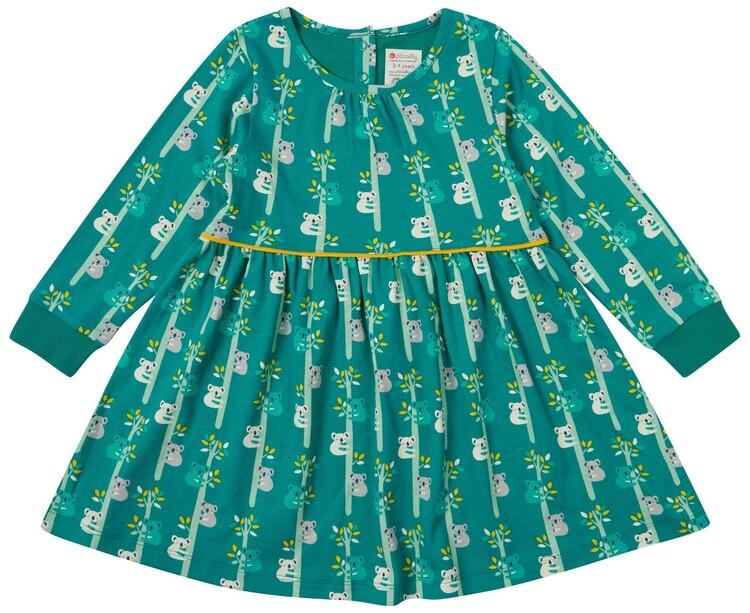 Barnklänning - Koala 2-8år