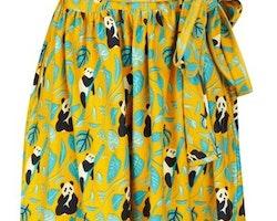 Omlottklänning Panda Tonår/Vuxna - XS-S