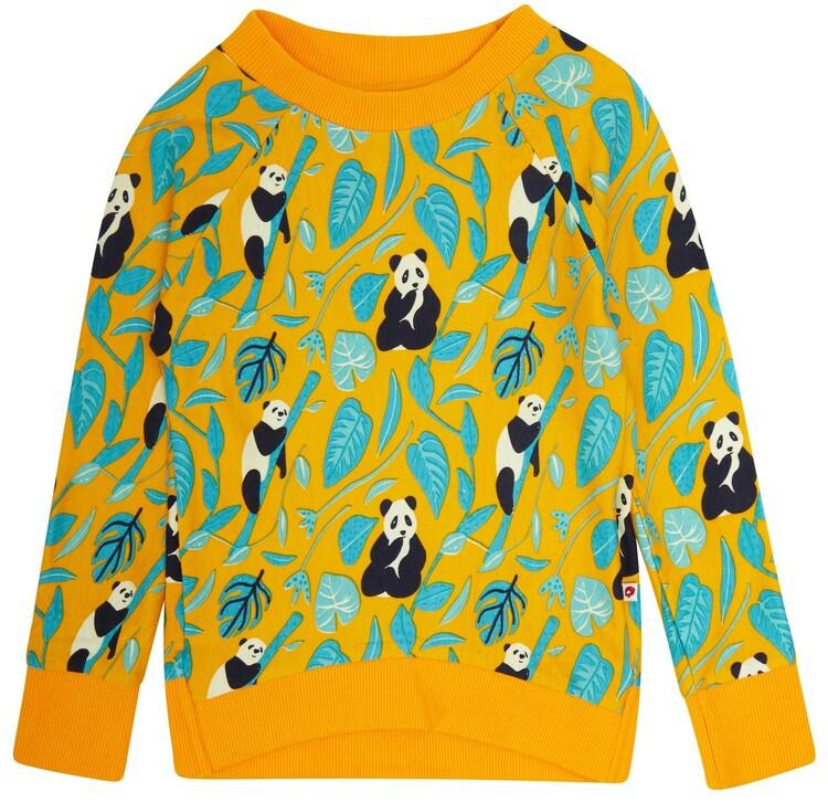 Sweatshirt Panda 2-8år