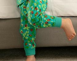 Babybyxor mönstrade med nyckelpigor - 3mån-4år