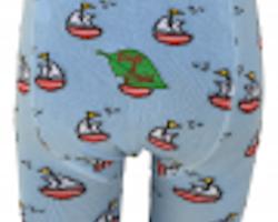 Barnstrumpbyxor med halkskydd, Hamptons! 0-4år