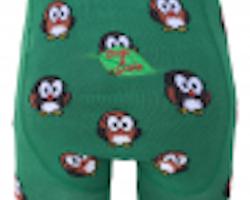 Ho-Ho! Ekologiska barnstrumpbyxor med halkskydd 0-5år