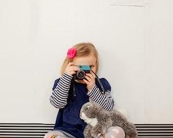 Storm! Barnstrumpbyxor av ekologisk bomull 0-6år