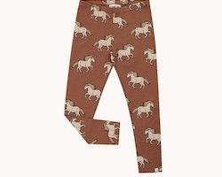Leggings Vilda hästar - 50-116cl