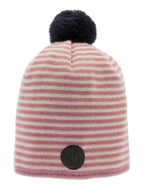 Tove Jr. Knitted Striped Pink - 1-3år