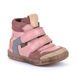 Fodrade sneakers vattentäta - rosa (G2110083-4 Stl.20-24)