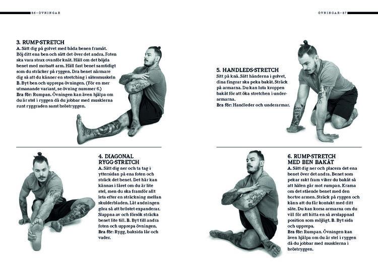 Simon Sköld - Rörlighetsträning för ett smidigare liv