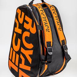 Royal Padel Bag Orange/Black