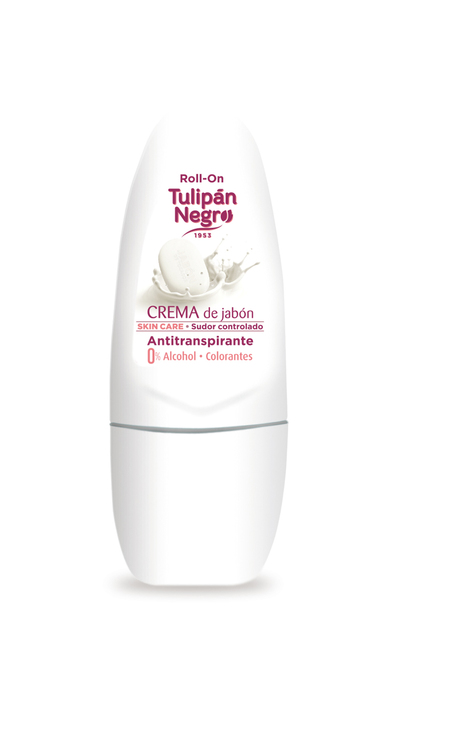 Tulipan Negro Creamy Soap Deo Roll-on