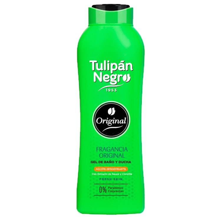 Tulipan Negro Original Shower gel