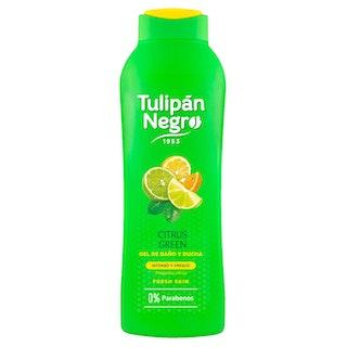 Tulipan Negro shower gel Citrus Green