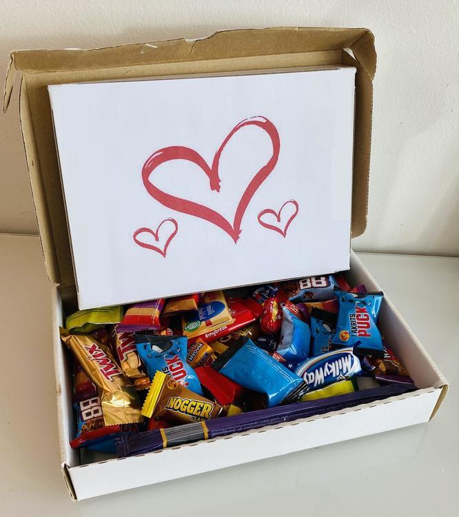 Hjärtan box