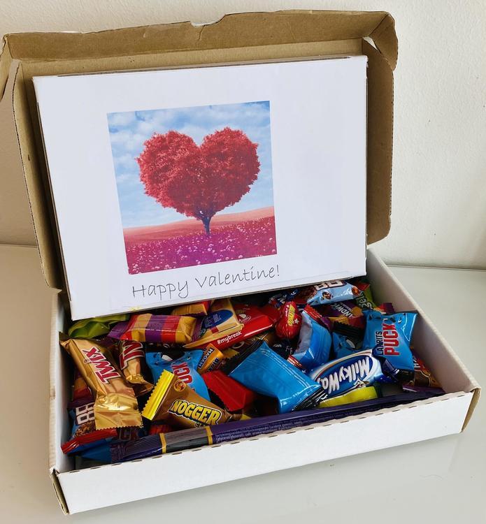 Alla hjärtans box