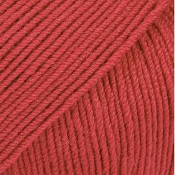 Baby Merino - fg 16 Röd