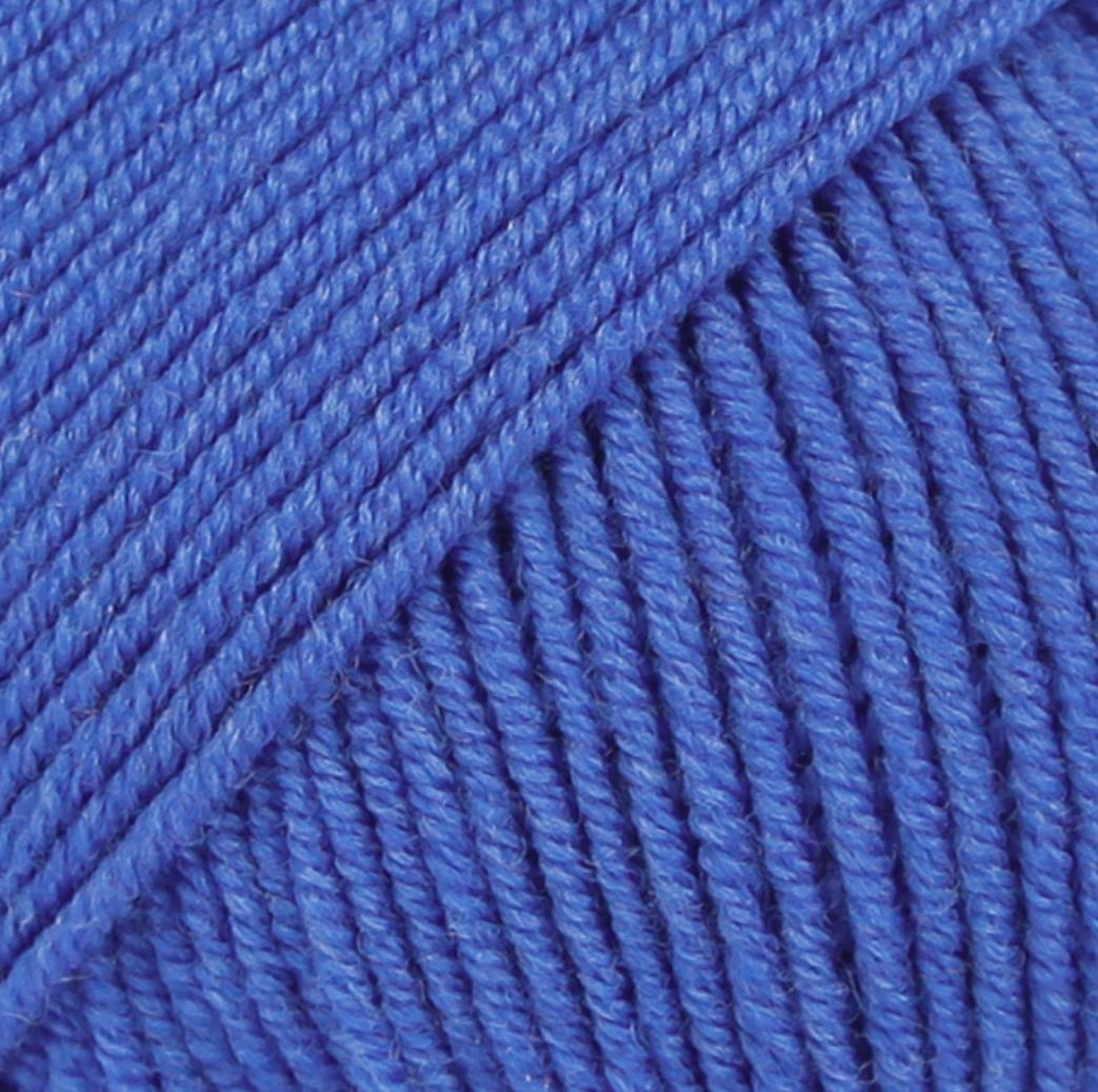 Baby Merino - fg 33 Elektriskt blå