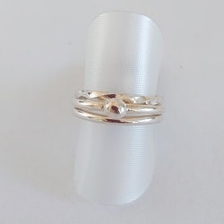 Ring Mixa med kula 2 mm