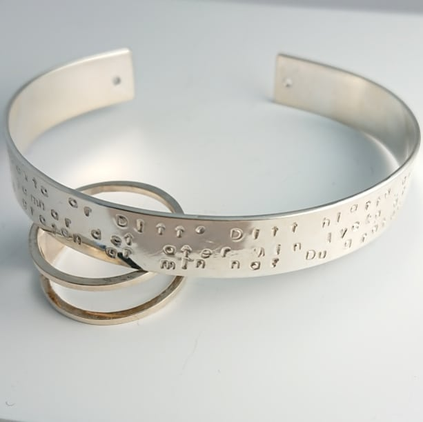 Armband 'Poesi'