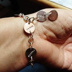 Armband 'Älsklingar'