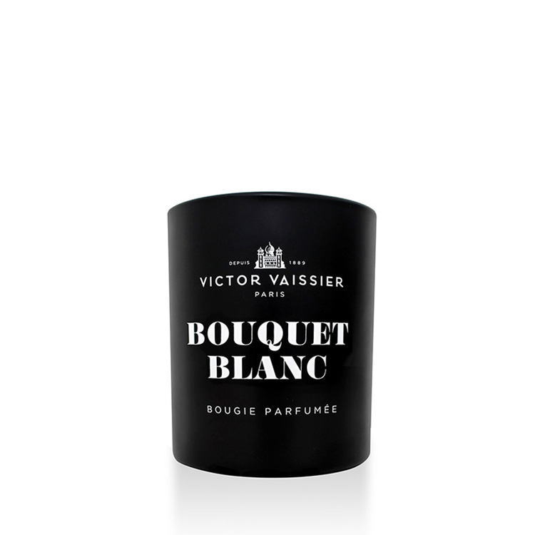 Victor Vaissier Bouquet Blanc Scented Candle