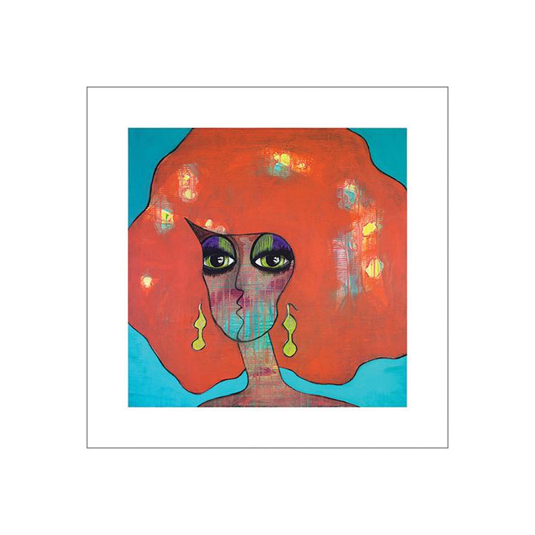Ingela Dahlgren Eternity Art Print