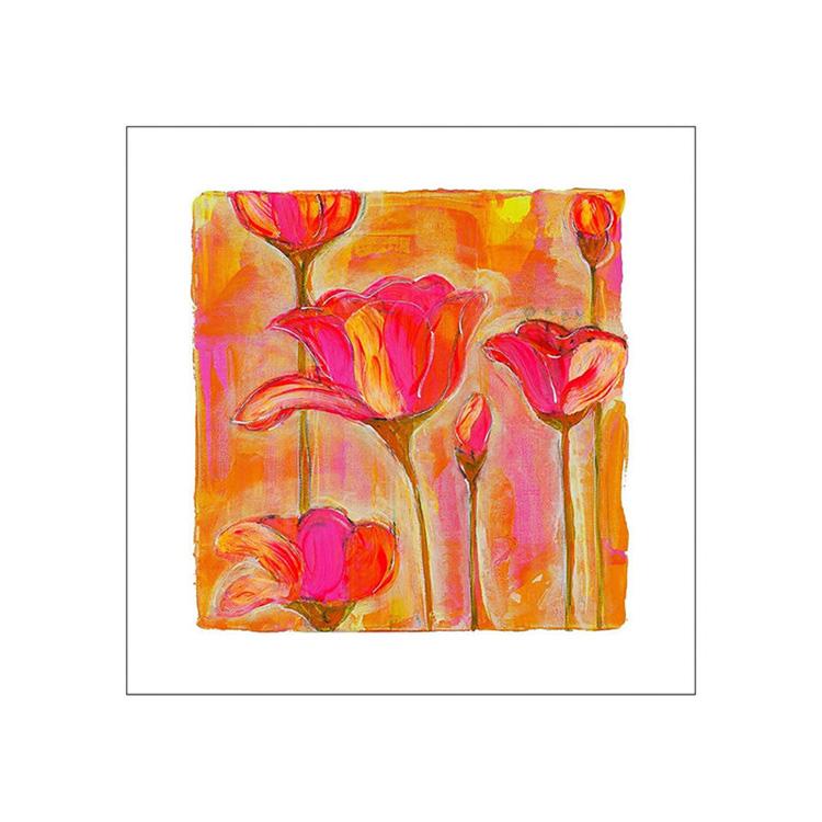 Ingela Dahlgren Happily Art Print