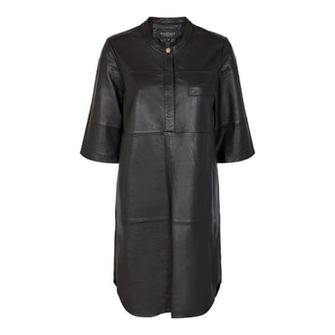 ONSTAGE Leather Dress Shirt
