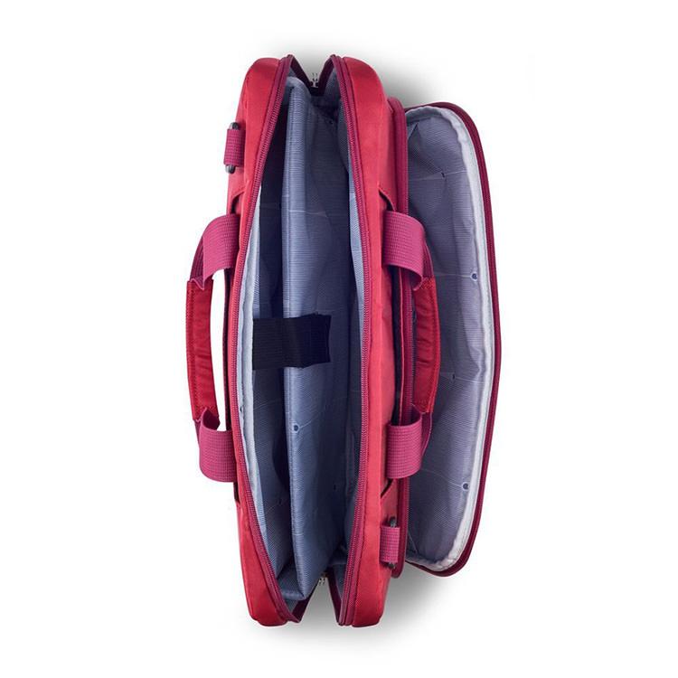 Delsey Esplanade Laptop Bag Red