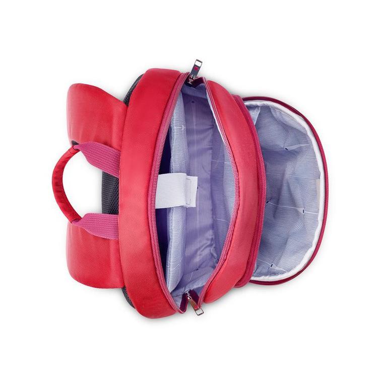Delsey Esplanade Backpack Red