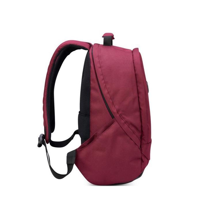 Delsey Securban ryggsäck bordeaux