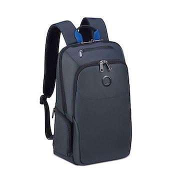 "Delsey Parvis Plus Backpack Grey 17,3"""
