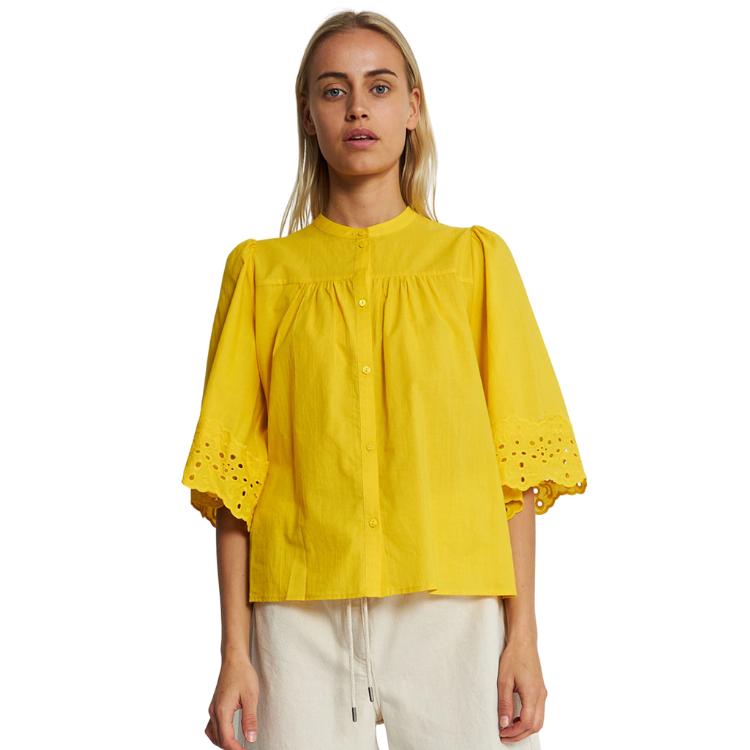 STELLA NOVA Loui Blouse Yellow
