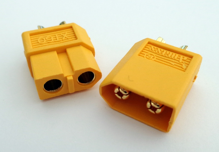 XT60 kontakter