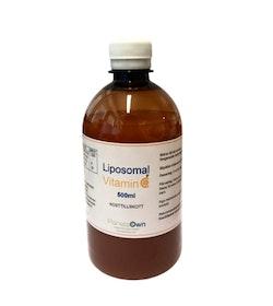Liposomal C-Vitamin, 500ml