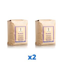 2 x pH-Balans Blåbärspulver 1 kg (Dubbelpack)