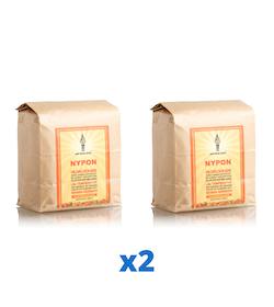 2 x pH-Balans Nyponpulver, 1kg