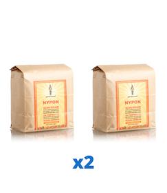 2 x pH-Balans Helnyponpulver, 1kg