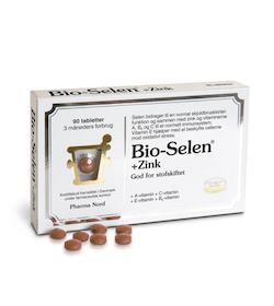 Pharma Nord Bio-Selen+Zink, 90 tabletter