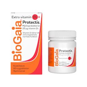 Biogaia Protectis D3+, 60 st