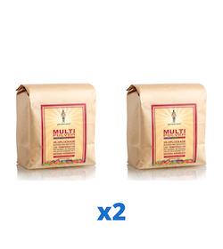 2 x pH-Balans Multipulver, 1 kg